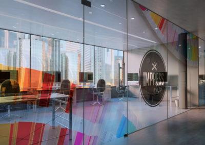 diseno-impresion-vinilo-decorativo-oficina-interior-ibiza